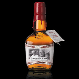 "2007 Turfway ""Brennaman and Nuxhall"" Bottle"