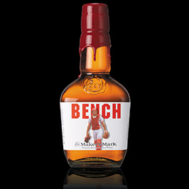 "2008 Turfway ""Johnny Bench"" Bottle"