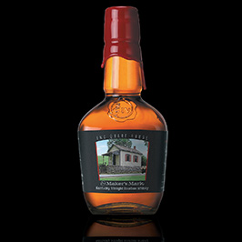 "2009 Ambassador ""Quart House"" Bottle"
