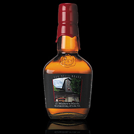 "2010 Ambassador ""Maker's Mark Still House"" Bottle"