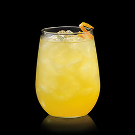 Fancy Bourbon Punch