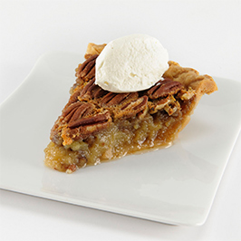 Maker's Mark® Double-Nut Pecan Pie