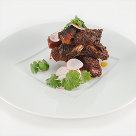 Maker's Mark® BBQ Ribs