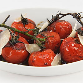 Maker's Mark® and Balsamic Roasted Tomatoes