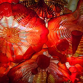 """The Spirit of the Maker"" – an Installation by Renowned Artist Dale Chihuly"