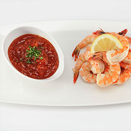 Shrimp Cocktail with Maker's Mark® Cocktail Sauce