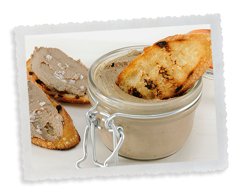 Bourbon_chicken_liver_mousse